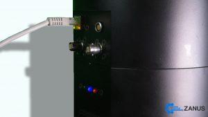 Motorized PT Camera
