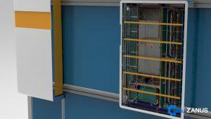 Robot za čišćenje staklenih fasada3