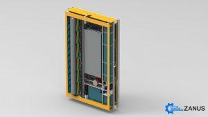 Robot za čišćenje staklenih fasada6